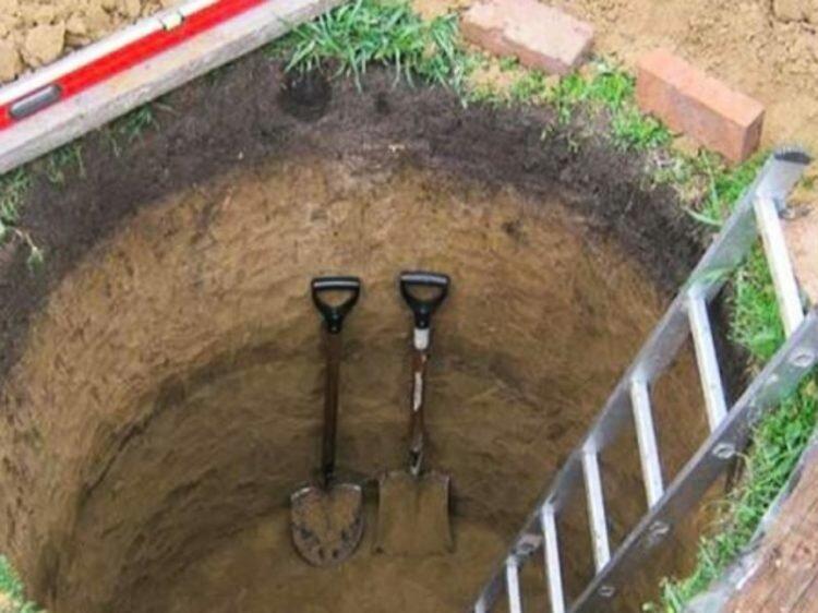 Как выкопать колодец самому: правила работ