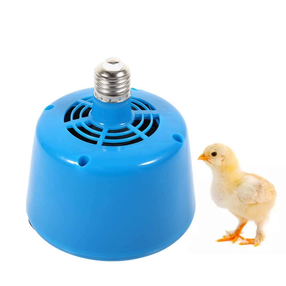 Выбираем лампы обогрева для цыплят