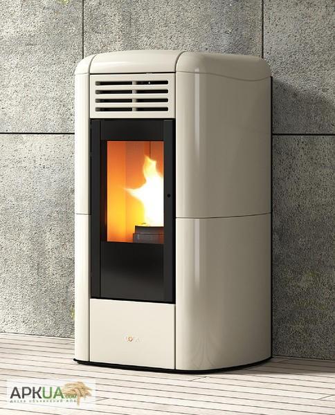 Отопление дома пеллетным камином – сайт винского