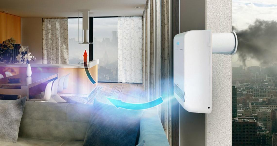 Приточная вентиляция в квартире с фильтрацией: виды, монтаж