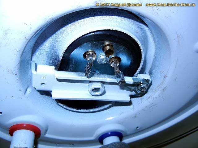 Тэн для водонагревателя ariston: тонкости процесса замены, как снять в газовом настенном бойлере объемом 80 и 100 литров