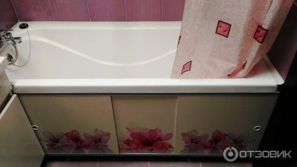 Как сделать экран под ванну своими руками
