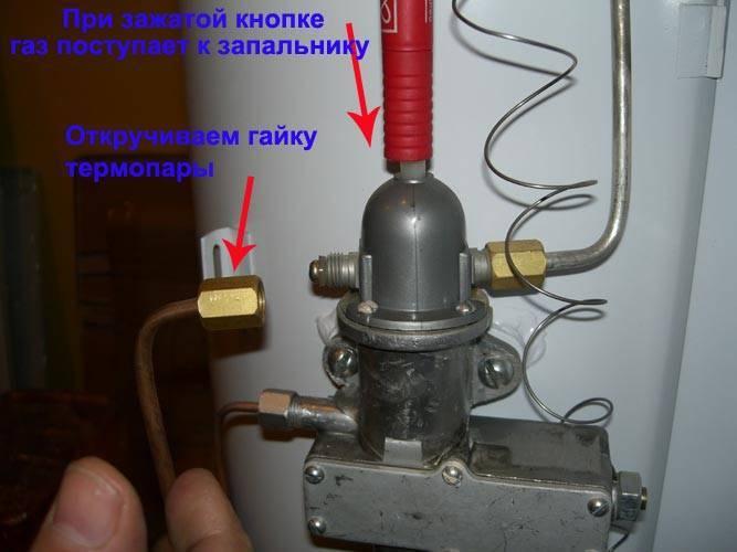 Почему задувает газовый котел?