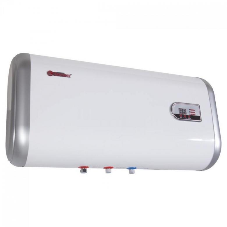 Плоские электрические накопительные водонагреватели на 50 литров