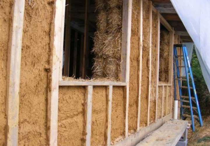 Утепление потолка бани глиной с опилками, опилками с цементом. пропорции, видео