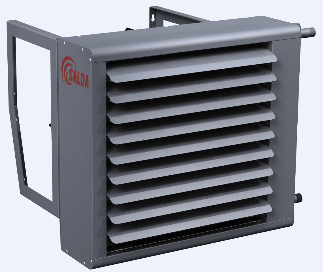 Воздушно-отопительный агрегат - электрический, с водяным теплообменником