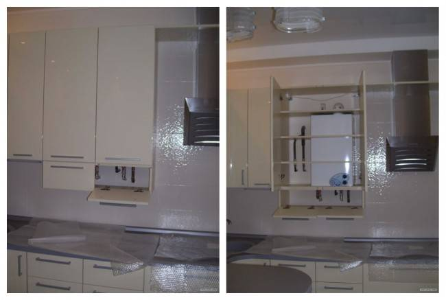 Дизайн кухни с газовой колонкой: с чего начать ремонт и как сэкономить пространство?