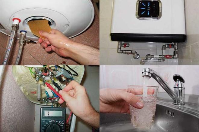 12 лучших средств, чем почистить водонагреватель в домашних условиях