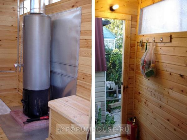 Как сделать летний душ на даче своими руками из подручных материалов: фото, чертежи
