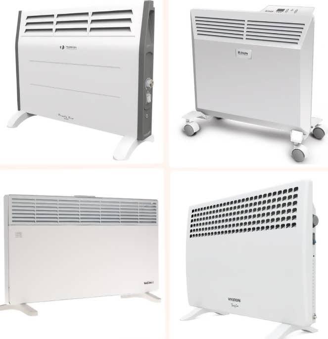Масляный радиатор или конвектор: разница, принцип действия, критерии выбора и цены