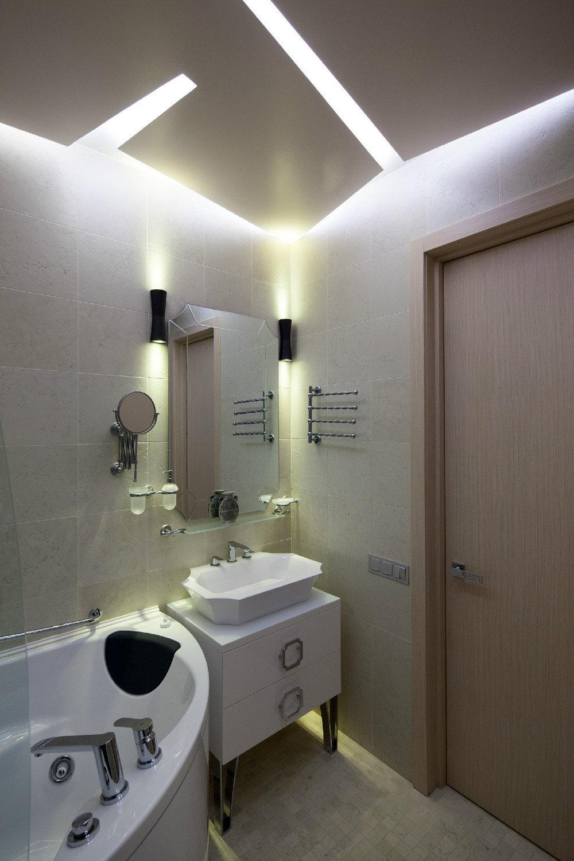Освещение в ванной: все, что необходимо знать перед покупкой.