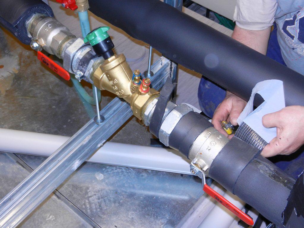 Требование к теплоизоляции труб отопления тепловых сетей