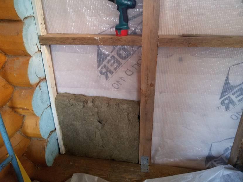 Как утеплить стены и пол в предбаннике: советы по выбору материала