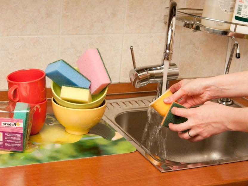 Как правильно и быстро мыть посуду