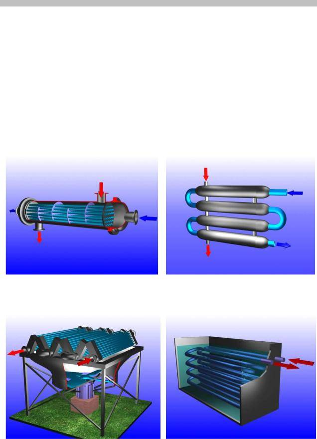 Кожухотрубные теплообменники: конструкция, технические характеристики, производство