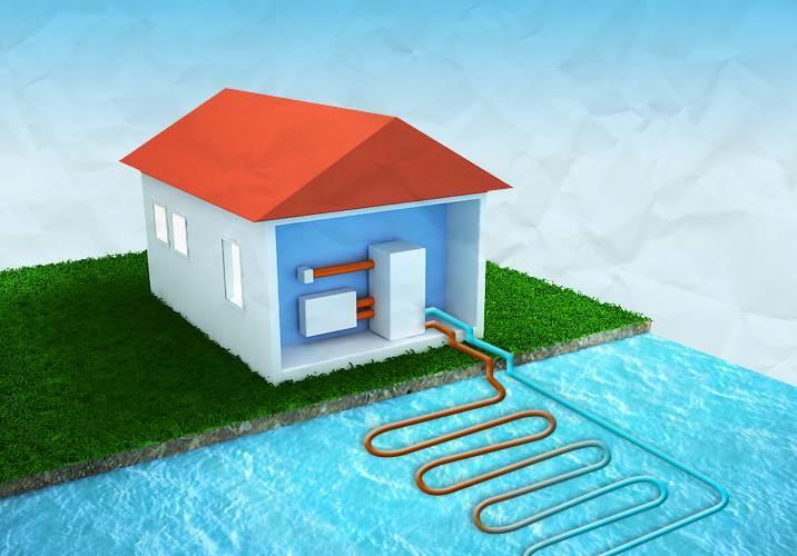 Тепловой насос для бассейна с циркуляцией воды: общие особенности всех моделей