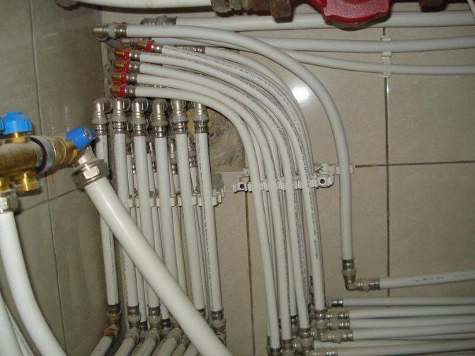 Какую полипропиленовую трубу выбрать для отопления и водоснабжения