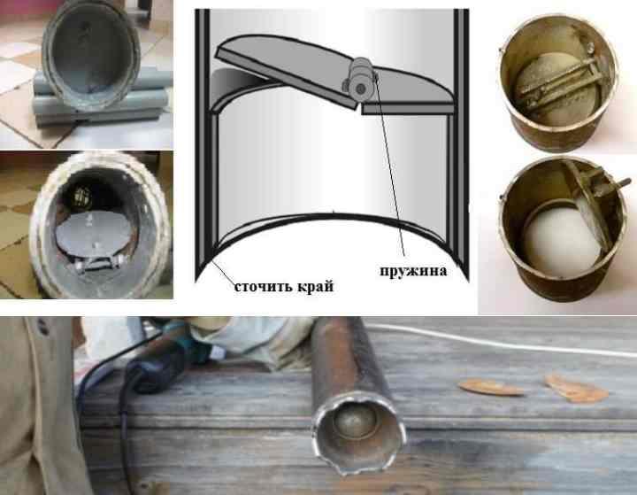Желонка для скважины: создание трубы своими руками - блог о строительстве