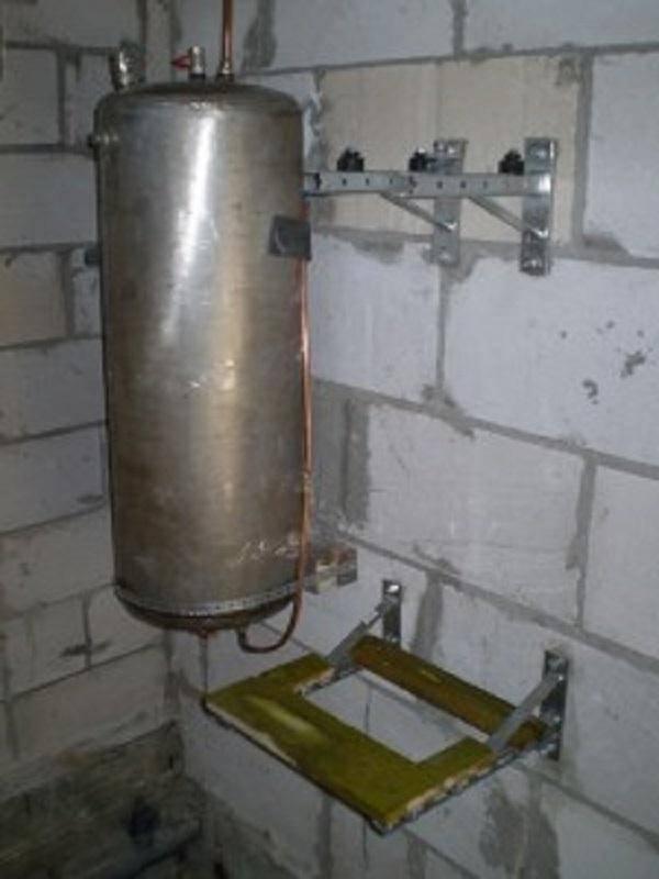 Электробойлер для отопления дома своими руками