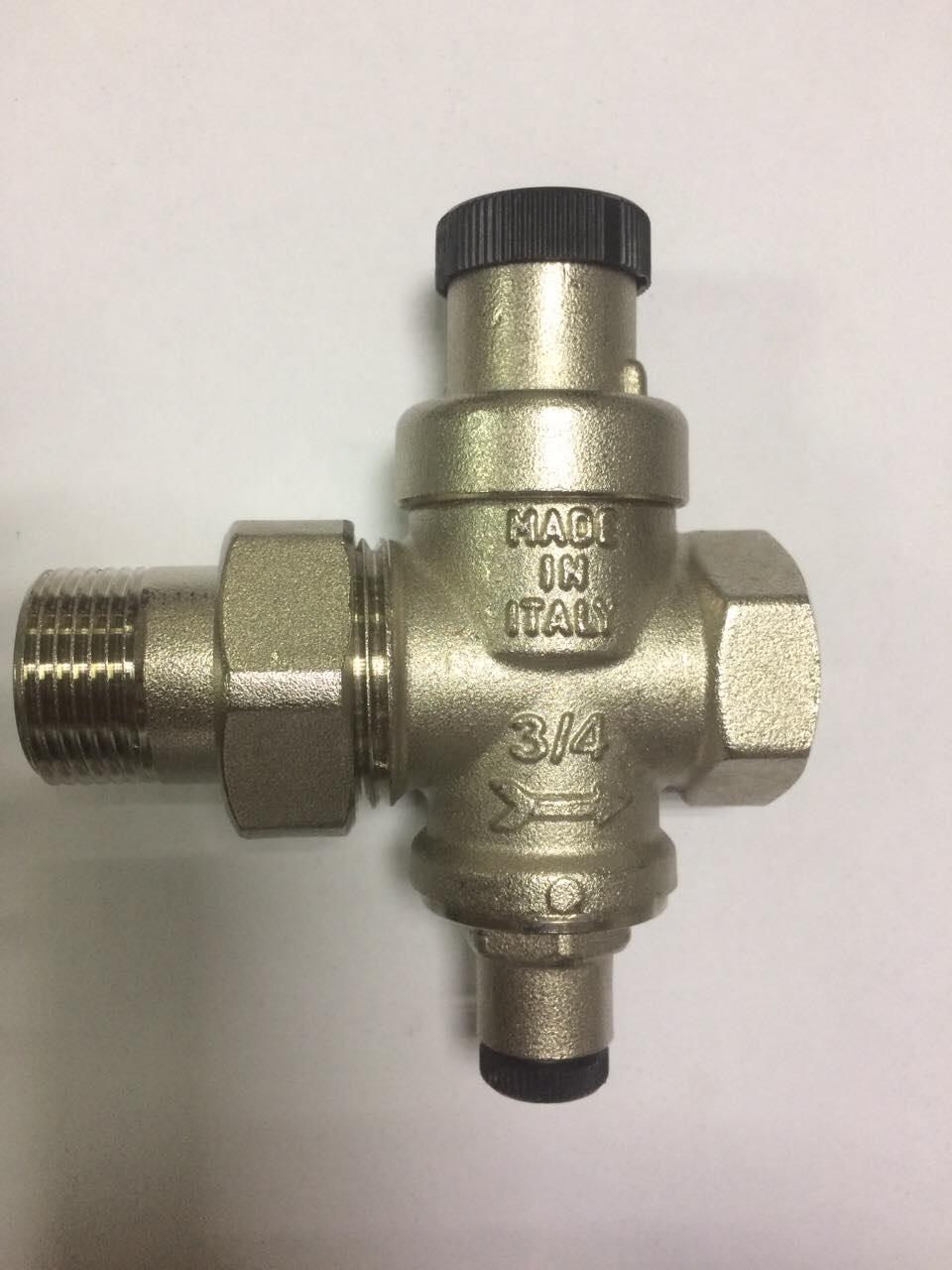 Регуляторы давления воды в системе водоснабжения квартиры