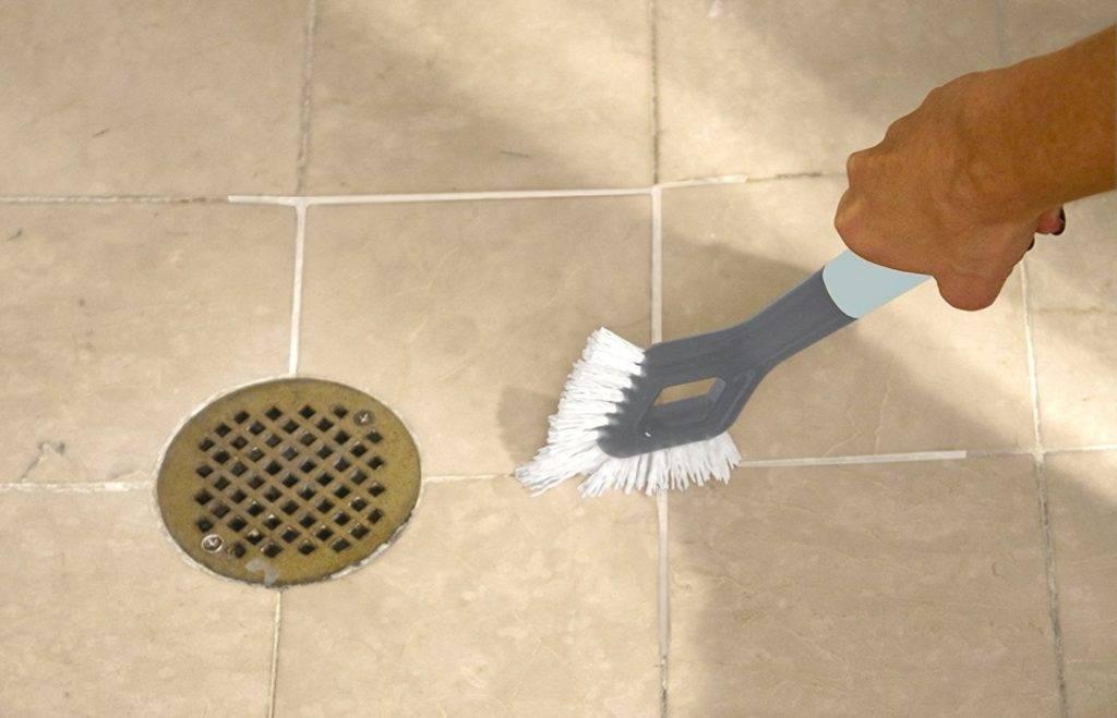 Как очистить плитку в ванной: 7 средств и 4 рецепта