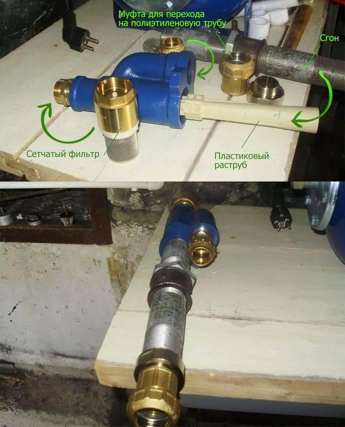 4 важных совета по установке насосной станции для давления воды