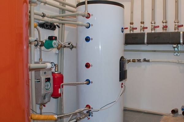 Бойлерное отопление частного дома своими руками схема, расчет