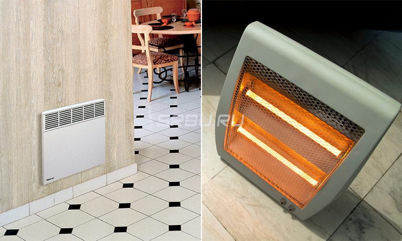 Что лучше - конвектор или тепловентилятор? сравнительный обзор