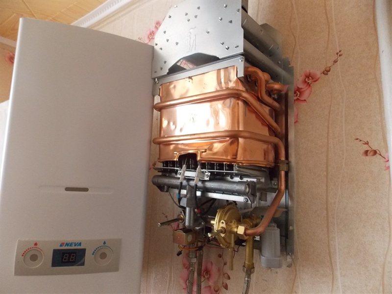 Ремонт газовых колонок на дому: пошаговая инструкция с фото