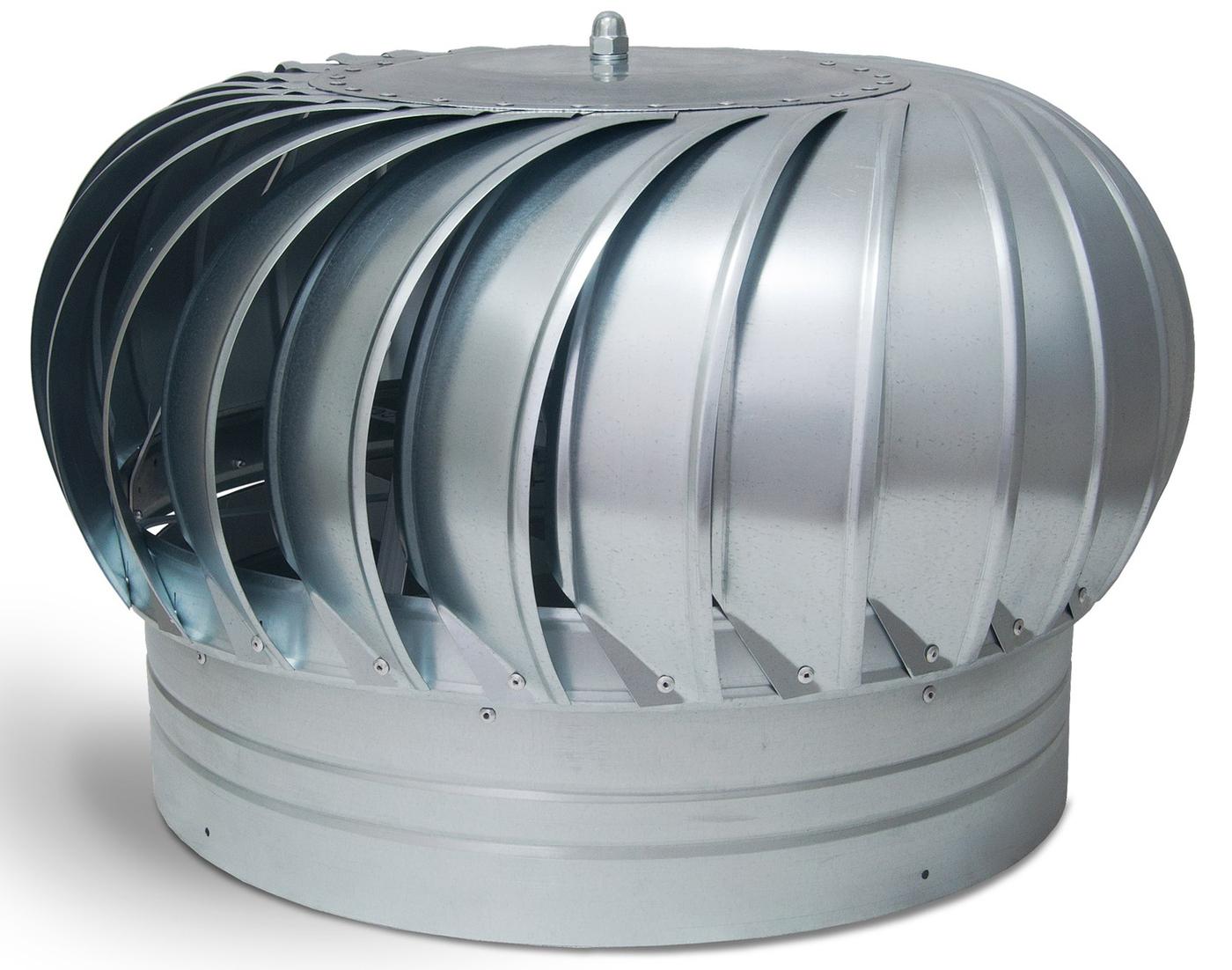 Вентиляционный ротационный дефлектор своими руками: расчет, подготовка чертежа, особенности изготовления