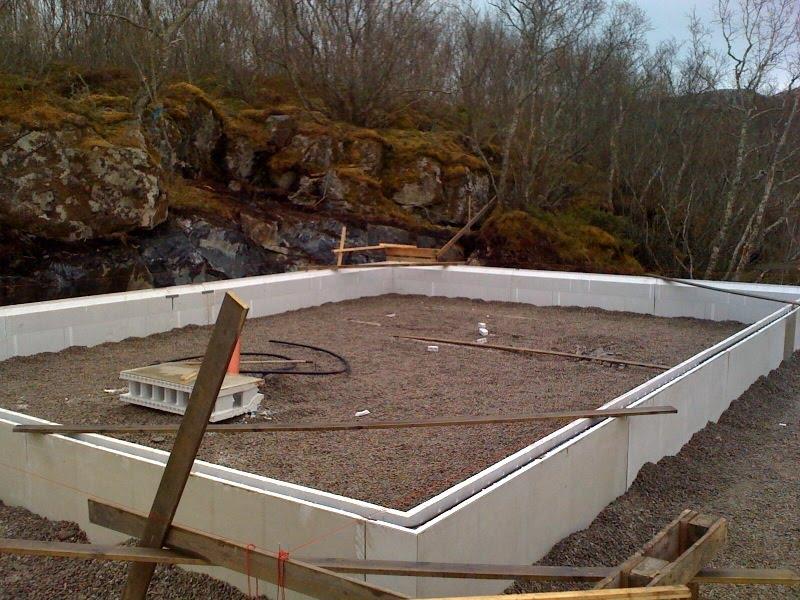Как построить утепленную финскую плиту — пошаговая инструкция