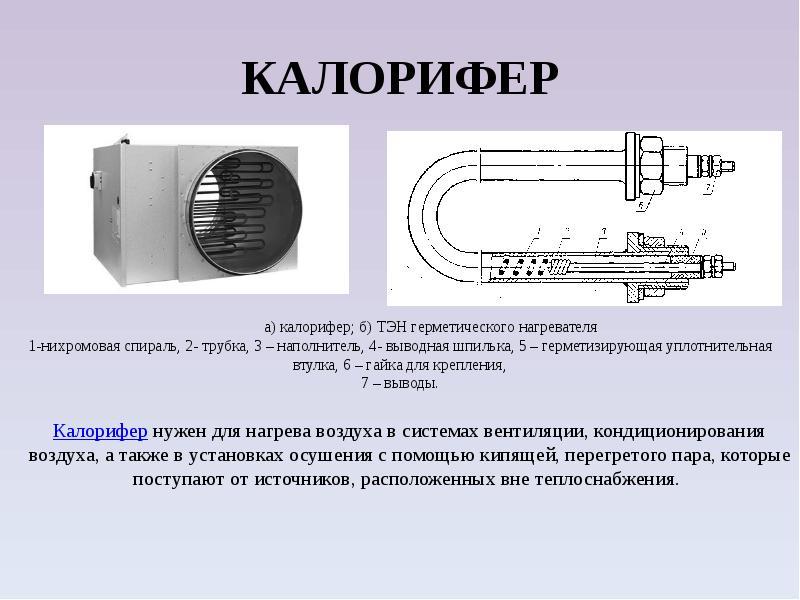 Тэновые электрические котлы: описание, принцип работы | отопление дома и квартиры
