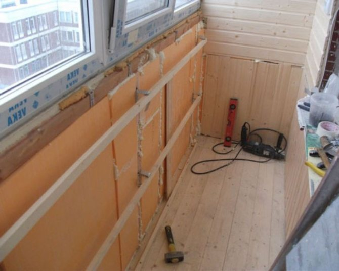 Как утеплить балкон или лоджию с панорамным остеклением без замены конструкций