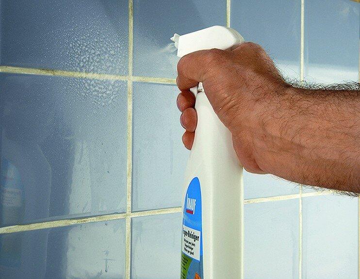 Чем смыть санитарный герметик