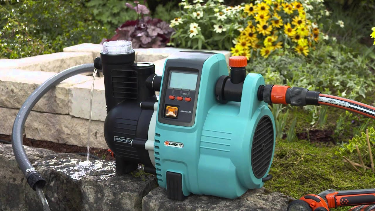 Как выбрать насос для полива огорода из бочки, пруда, водоема и капельного полива