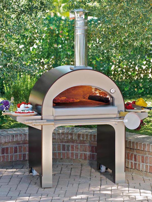 Печи для пиццы: от технологии выпечки к видам заводских печей и строительству самостоятельно