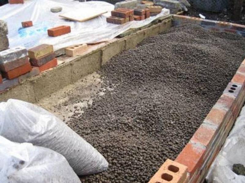 Утепление фундамента изнутри. как сделать утепление цоколя?