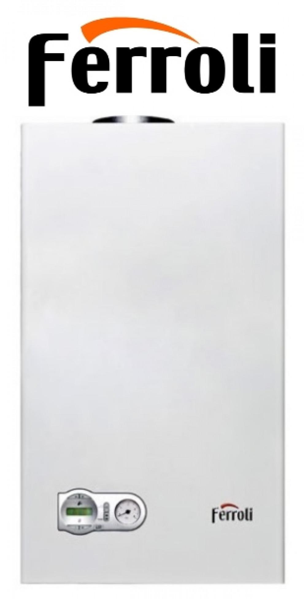 Ферроли: обзор газовых котлов