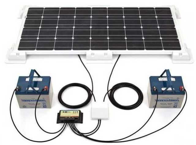 О солнечных батареях для зарядки аккумулятора автомобиля   auto-gl.ru