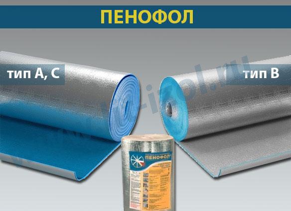 Фольгированный изолон: самоклеящийся утеплитель для теплоизоляции, утепление дома изолоном изнутри