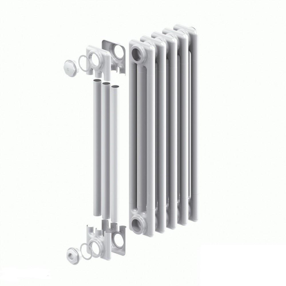 Применения трубчатых радиаторов для отопления – их плюсы и минусы