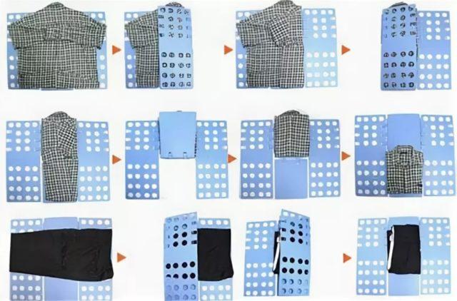 Как сложить футболку, чтобы она не помялась: в шкаф, комод, чемодан, рюкзак