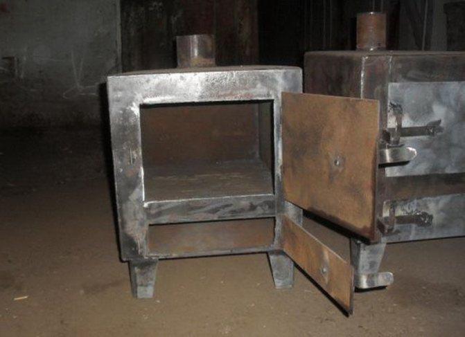 Банные печи своими руками: делаем печь по чертежам из металла