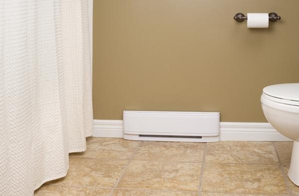 Обогреватель для ванной комнаты: какой лучше инфракрасный или тепловентилятор