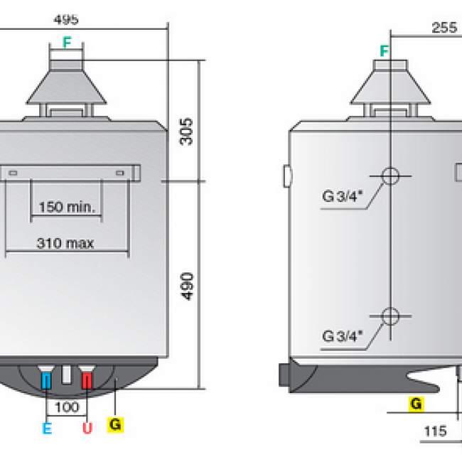Как использовать газовые колонки ariston?