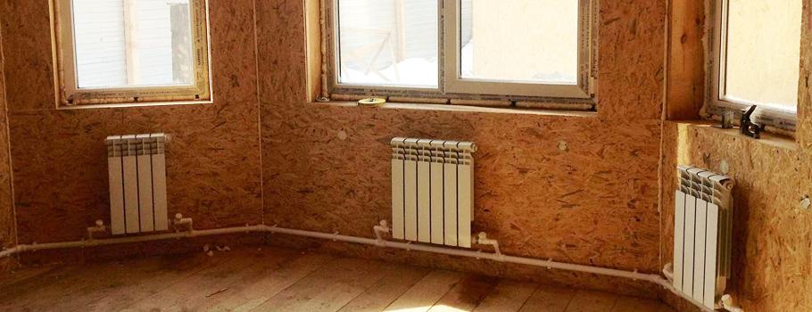 Отопление дома из сип панелей электричеством