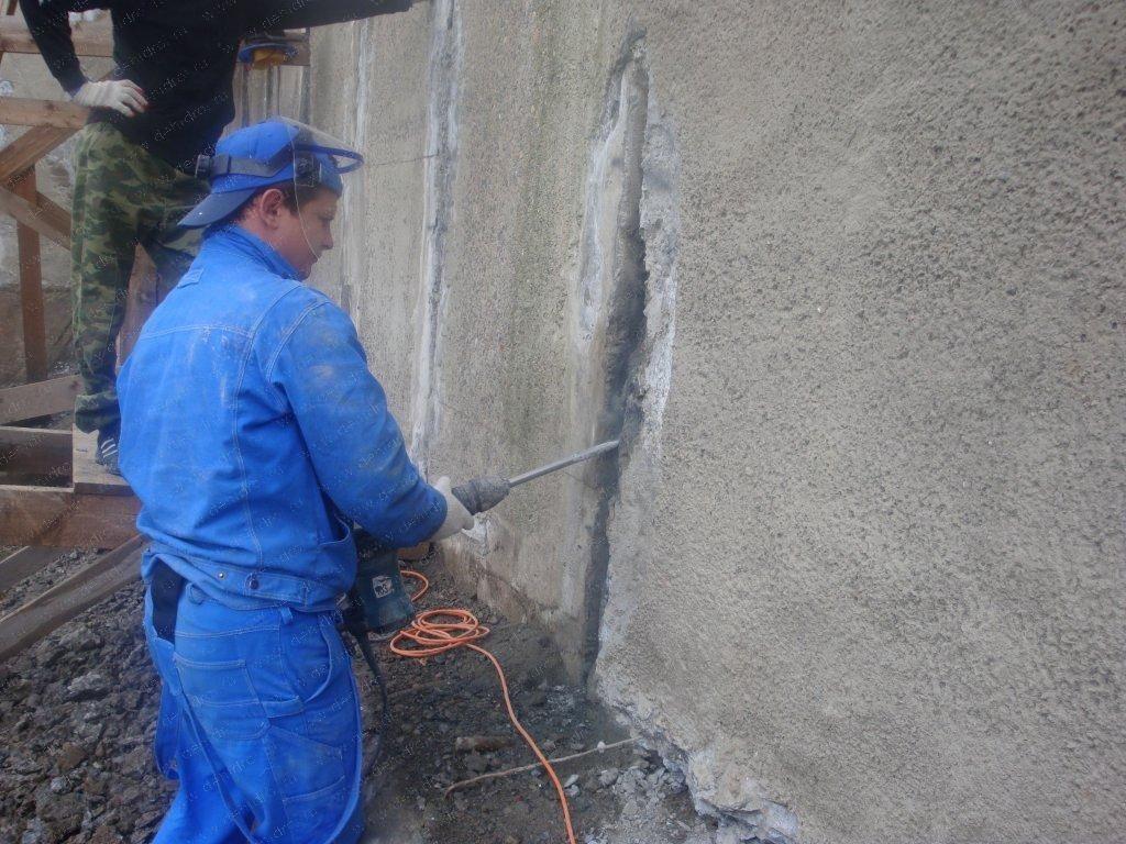 Ремонтный состав для заделки трещин в бетоне: материалы и руководство