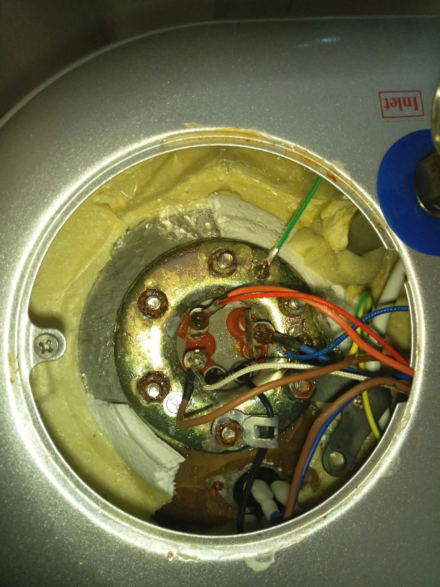 Как поменять тэн на водонагревателе: пошаговая инструкция