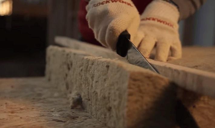 Чем резать базальтовый утеплитель? - про кровлю и фасадные работы