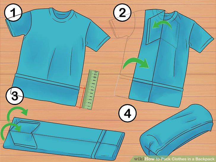 Как складывать вещи: полезные советы по организации места в шкафу